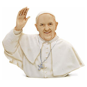 Pope Francis small bas relief s1