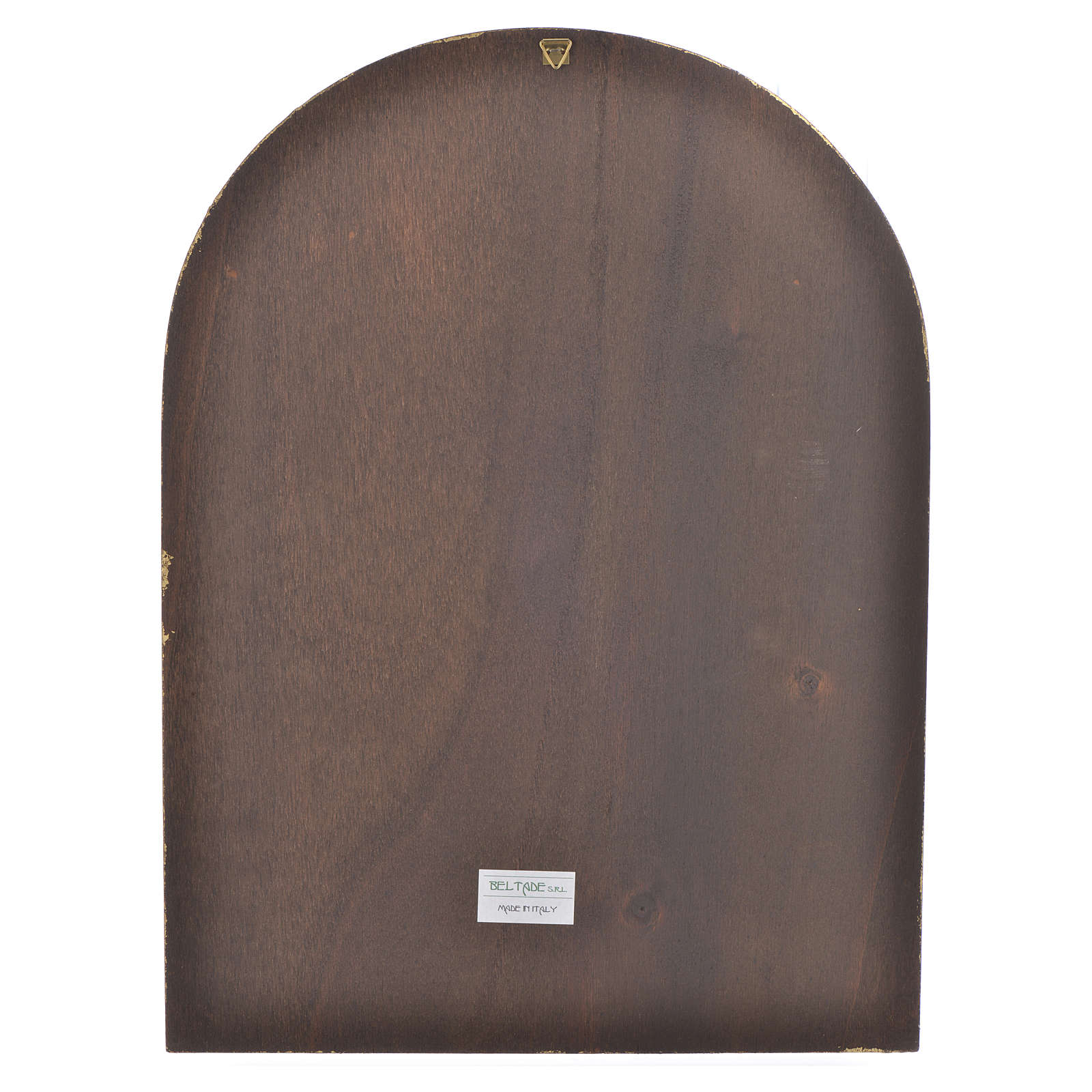 Stampa su legno Divina Misericordia 40x30 3