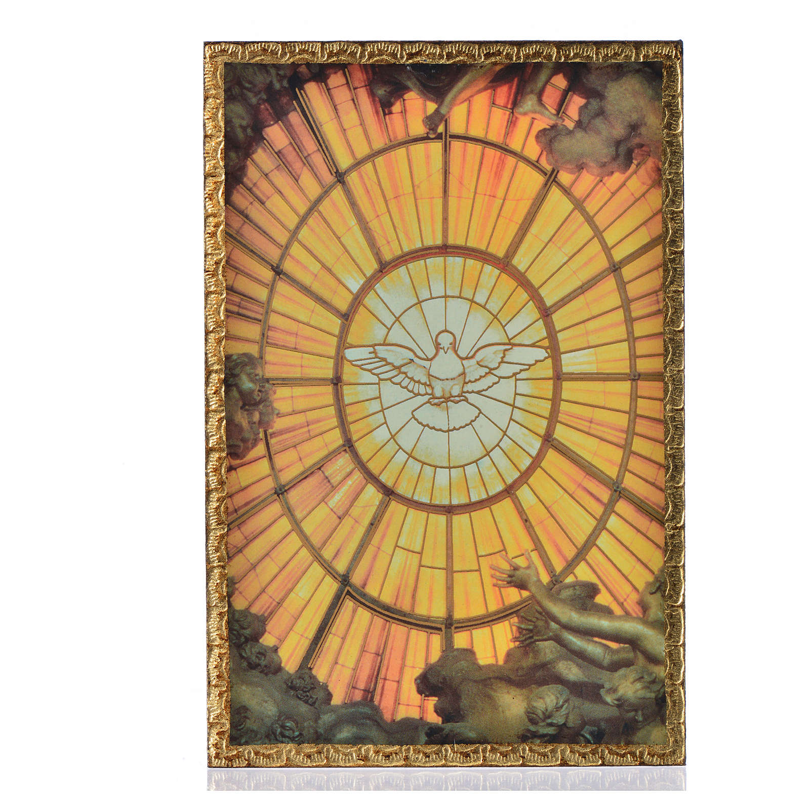 Stampa su legno Spirito Santo 3