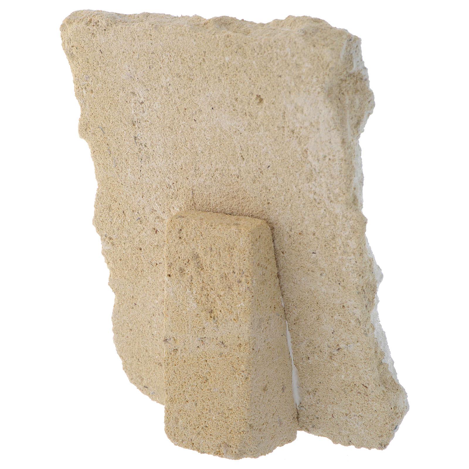 STOCK Estampa logo Jubileo sobre toba 10x15 cm 3