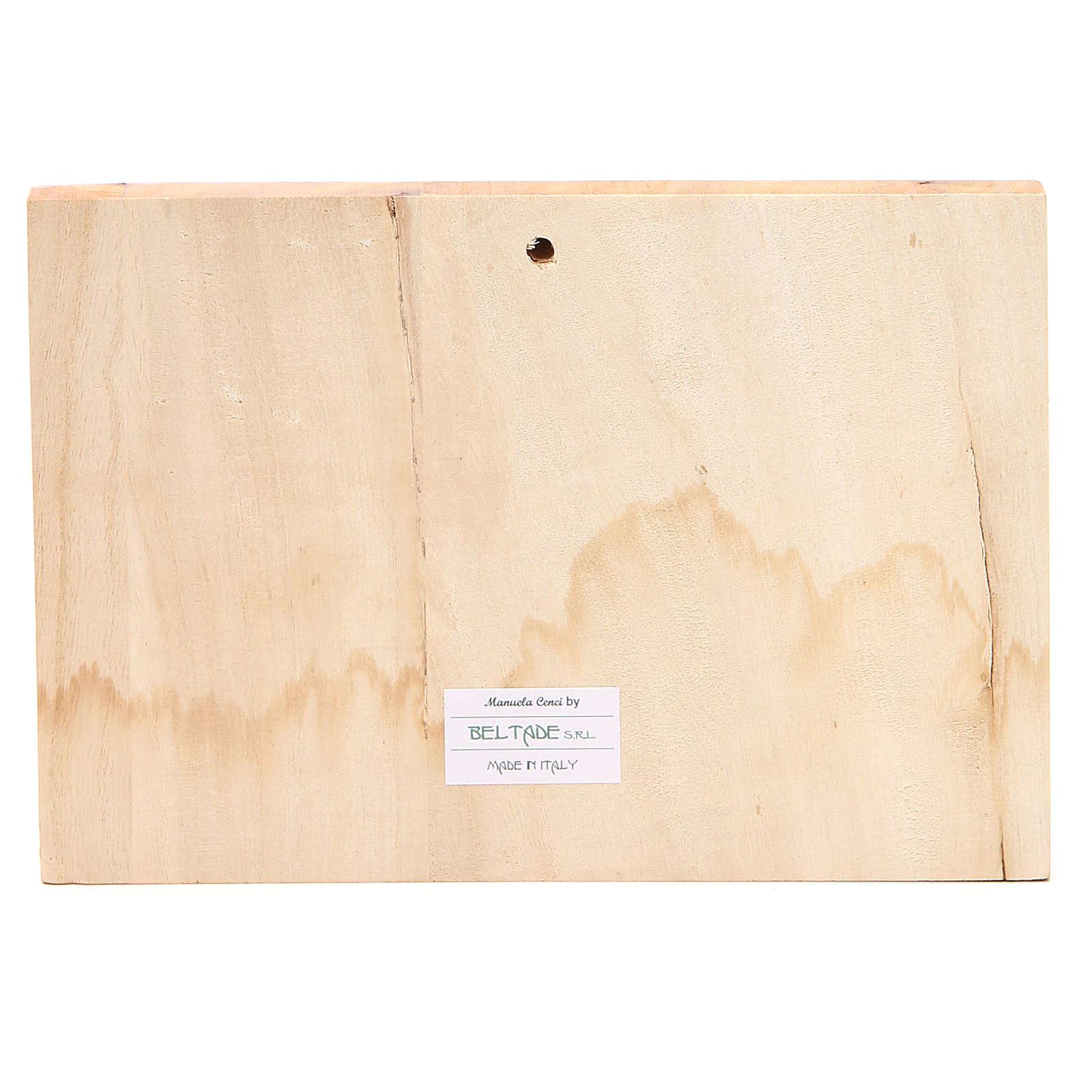 Cadre Rois Mages 15,2x22cm ITA 3
