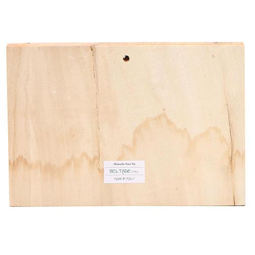 Cadre Rois Mages 15,2x22cm ITA 2