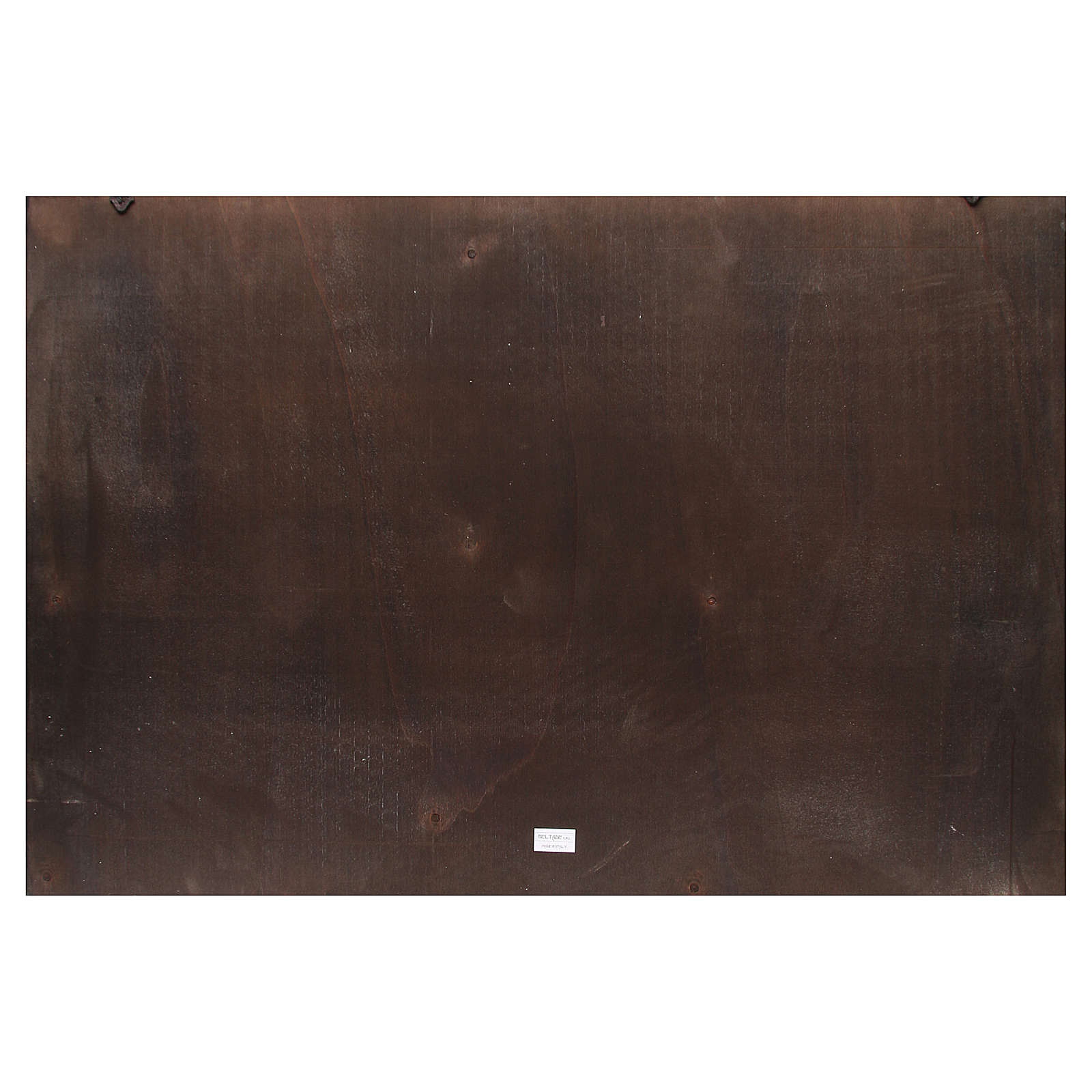 Fondo belén madera Ciudad árabe 100x68cm 4