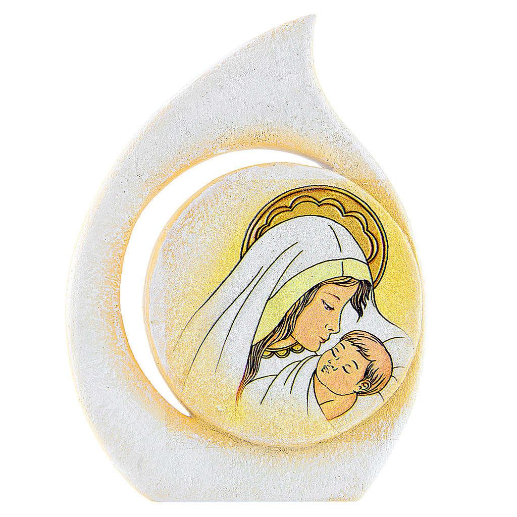 Ricordino Nascita goccia Maternità 11 cm 3