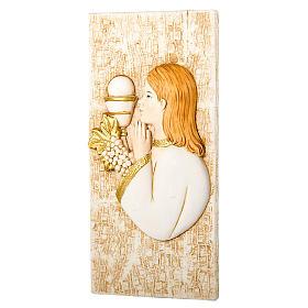 Bild Kommunion Mädchen 7x15cm s1