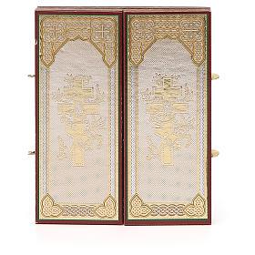 Trittico Russia legno Feodorovskaya 21x12 s6