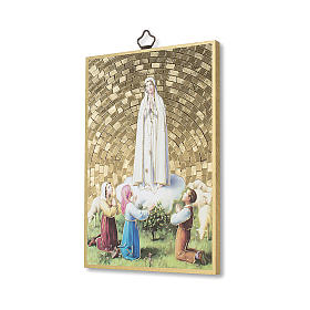 The Apparition of Fatima with the three shepherds s2