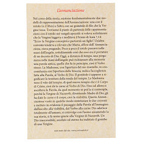 Obrazek druk Rupnik Zwiastowanie 10x15cm s3