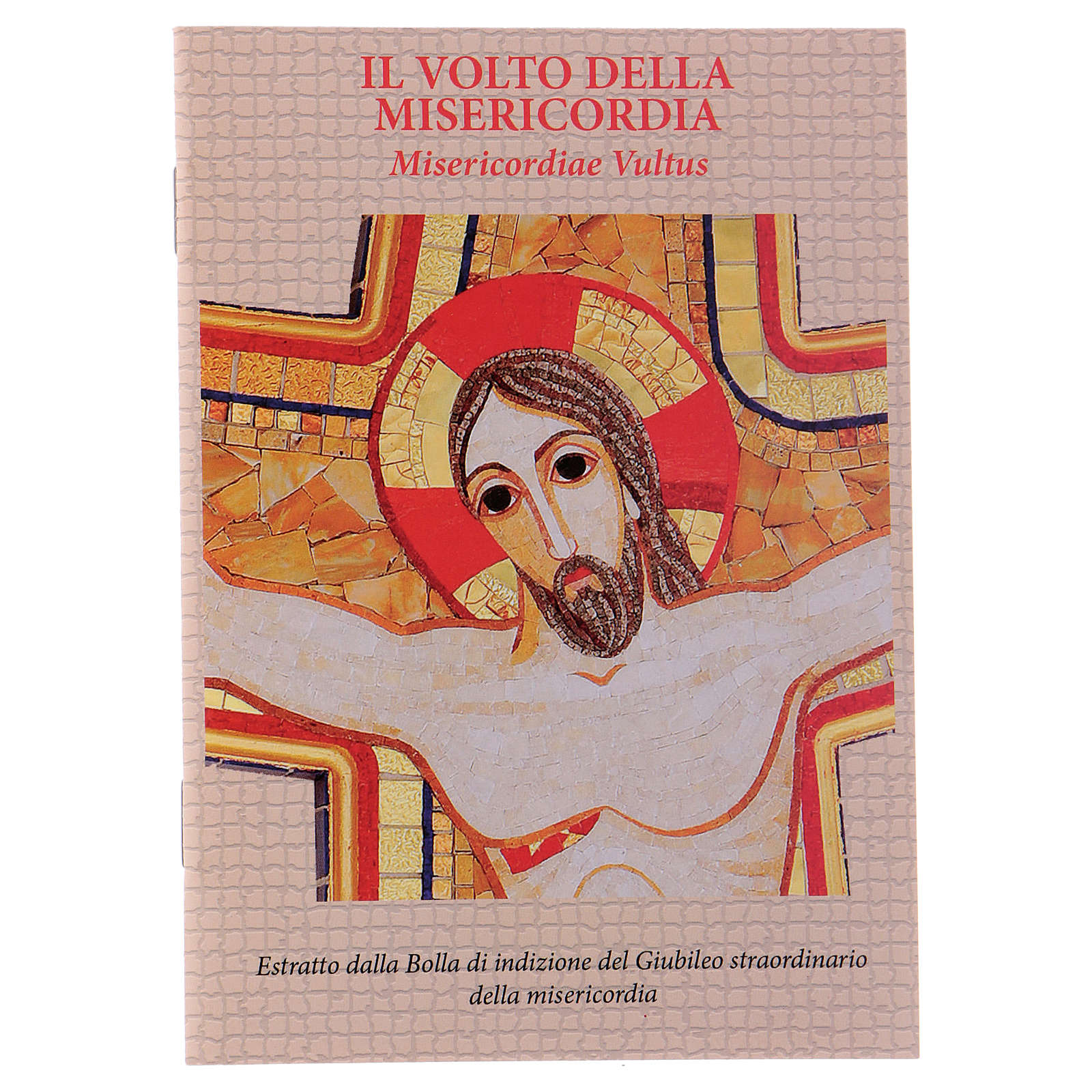 Quadretto stampa Buon Pastore Rupnik 10x15 cm 3