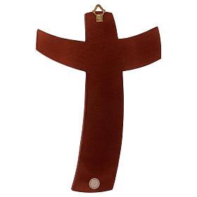 Croce della Misericordia Rupnik 25x35 cm s3