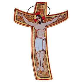 Croce della Misericordia da tavolo e muro 15x25 cm s1