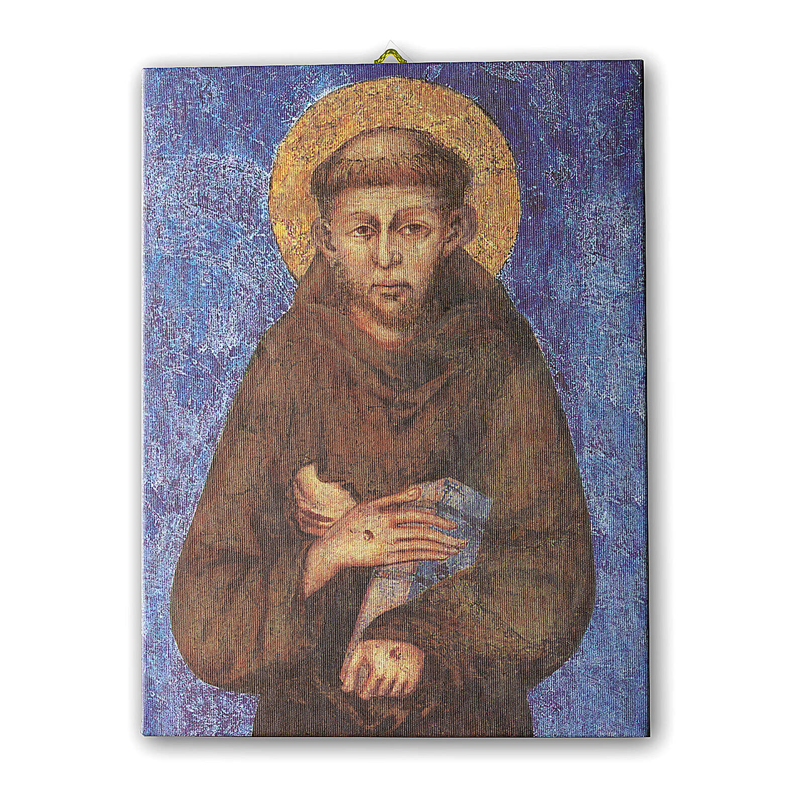 Heiliger Franziskus nach Cimabue, 40x30 cm 3