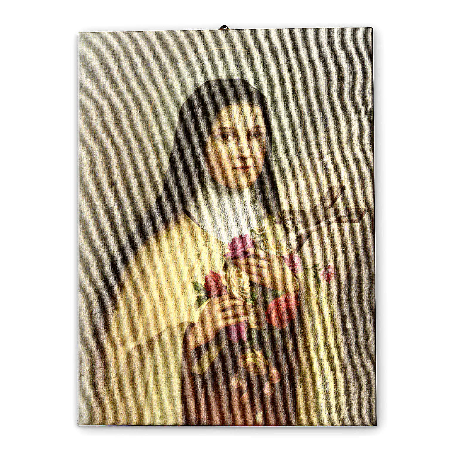 Saint Therese of the Child Jesus canvas print 70x50 cm 3