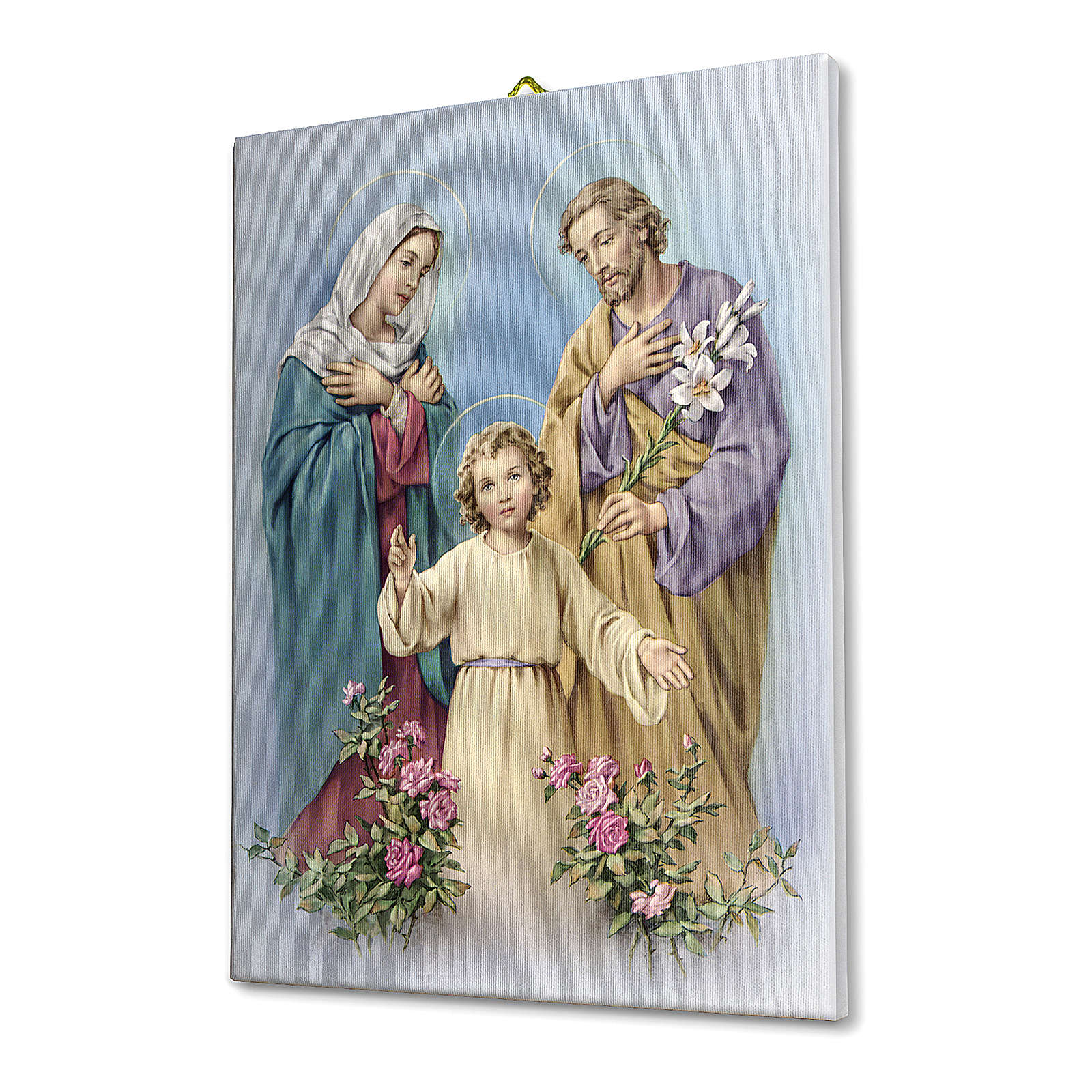 The Holy Family canvas print 70x50 cm 3