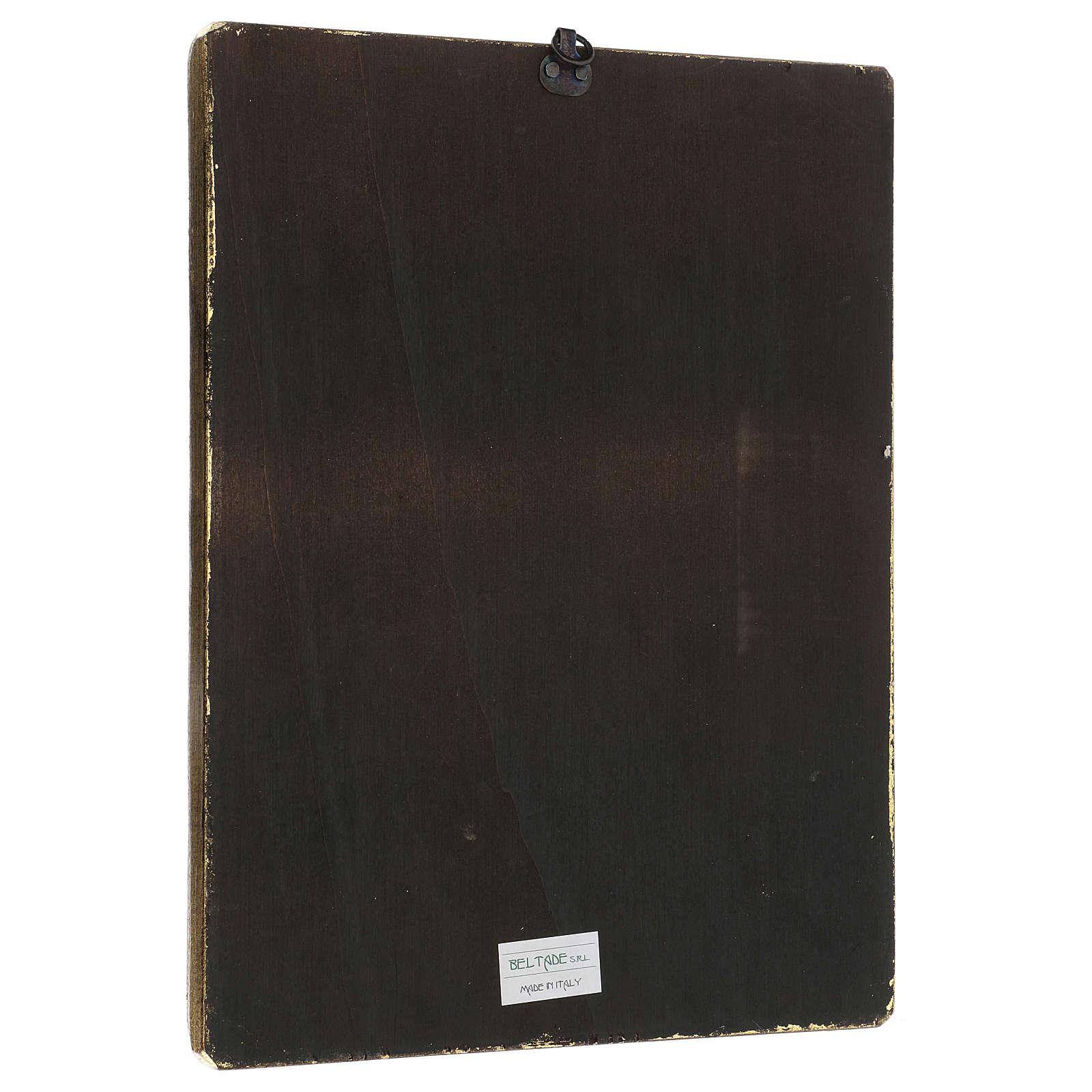 Quadro stampa Sant'Anna 35x25 cm 3