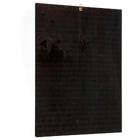 Quadro stampa Madonna Czestochowa 35x25 cm s3