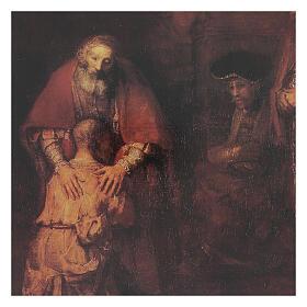 Cuadro impresa Hijo Pródigo 35x25 cm s2