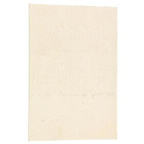 Tableau Sainte Famille planche en céramique 15x10 cm s3