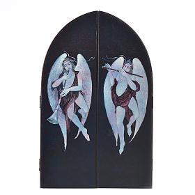 Holy Family - Tabula Fenestrata by artist Mario Eremita s2
