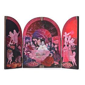 Last Supper - Tabula Fenestrata, Mario Eremita s1