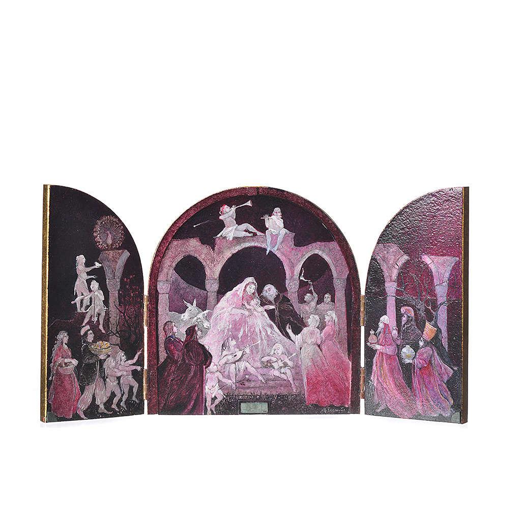 Holy Family - Tabula Fenestrata, Mario Eremita 3