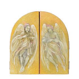 Holy Family - Tabula Fenestrata, Mario Eremita s2