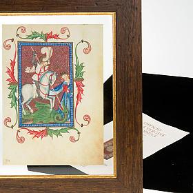 San Giorgio codice miniato s3