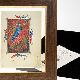 Assunzione della Vergine codice miniato s6