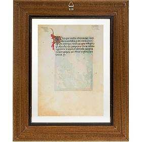 Saint Christopher illuminated manuscript s3