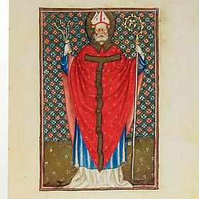 Sant'Ambrogio codice miniato s2