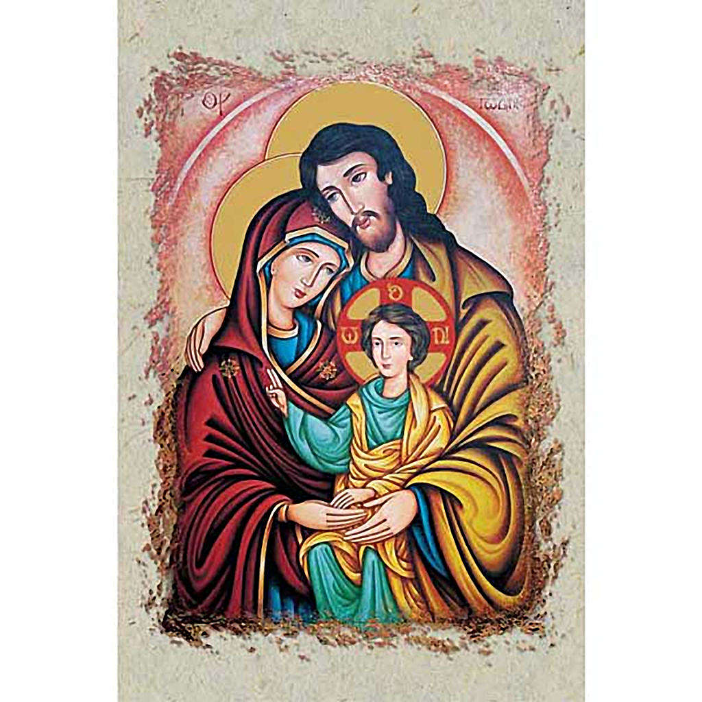 Poster, Holy Family 3