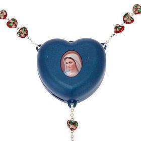 Crociera rosario elettronico cuore s1