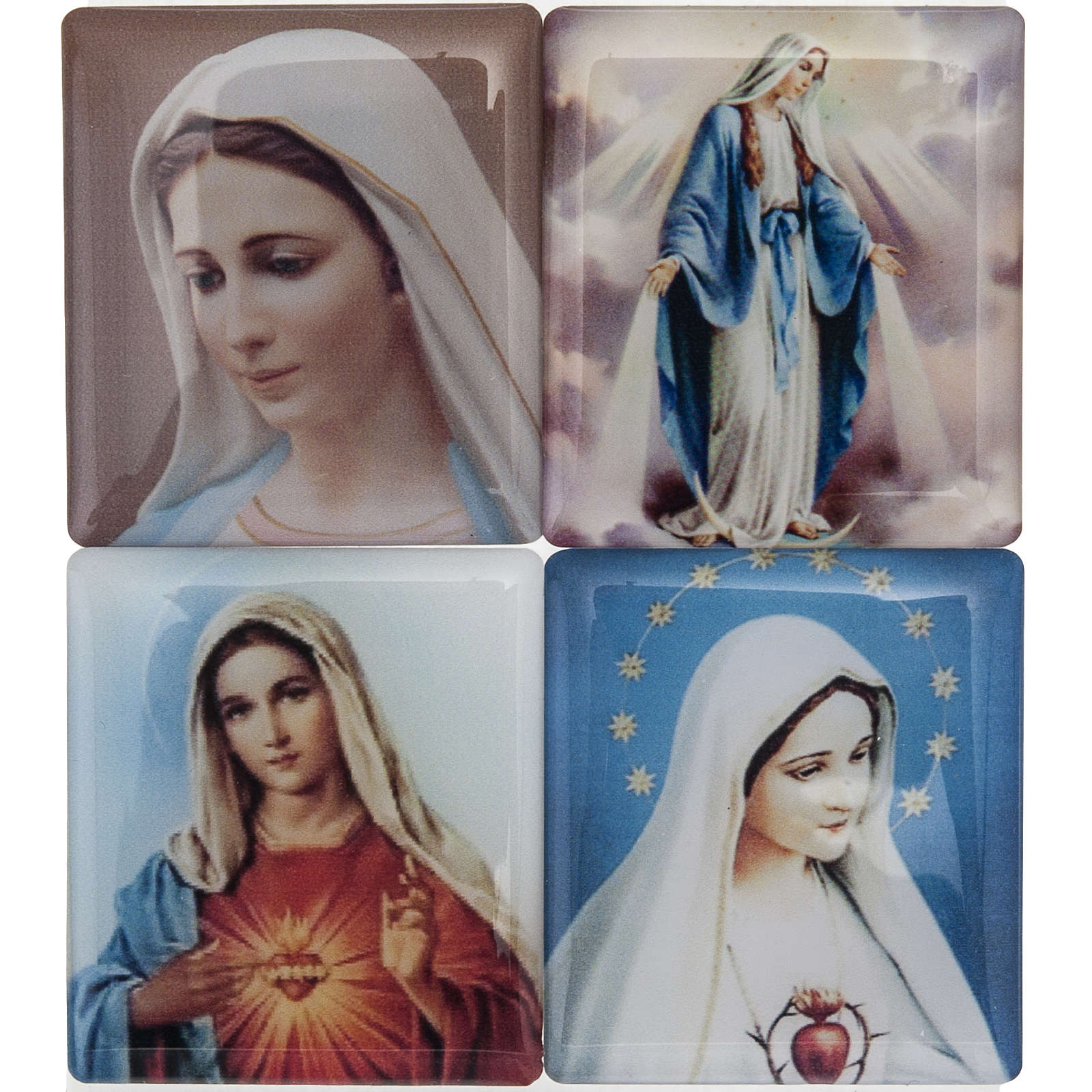 Rosario Electrónico Azul Corona Divina Misericordia ITALI 4