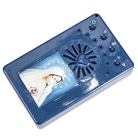 Rosario Elettronico Blu Coroncina Divina Misericordia s4