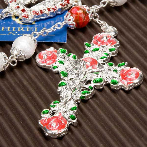Ghirelli rosary Our Lady of Lourdes 2