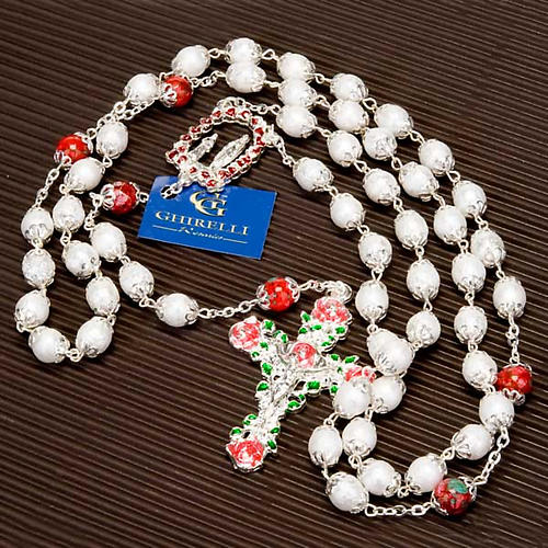 Ghirelli rosary Our Lady of Lourdes 5