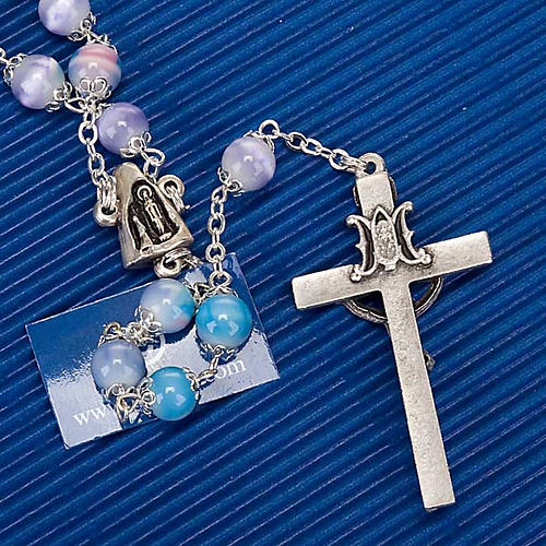 Ghirelli rosary Imacculate Mary 3