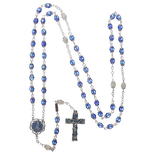 Ghirelli rosary mother-of-pearl Pater Noster beads 4