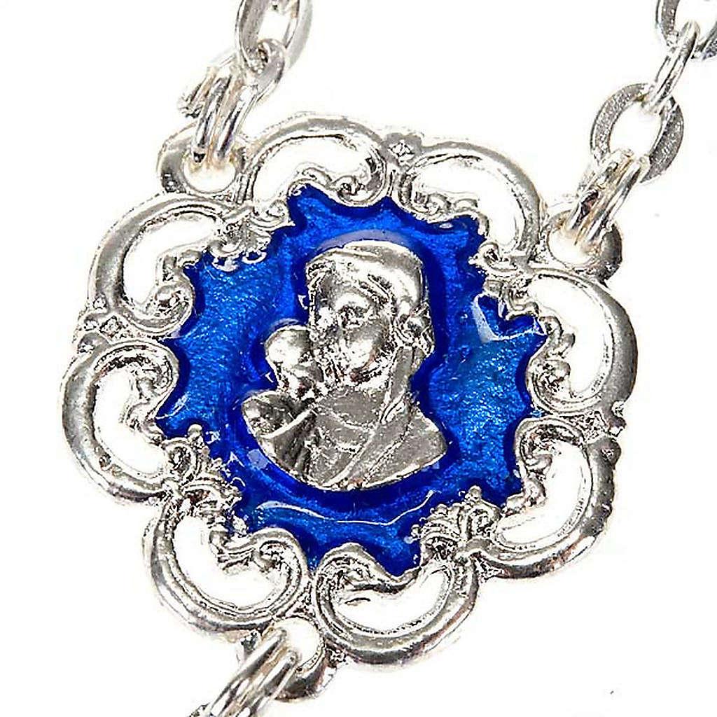 Rosario Ghirelli, azul oscuro y plateado 4