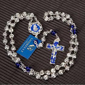 Rosario Ghirelli, azul oscuro y plateado s4