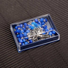 Rosario Ghirelli vetro blu chiaro s6