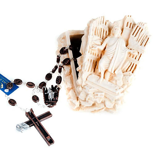 Rosary box Ghirelli 9/11 Remembrance 3