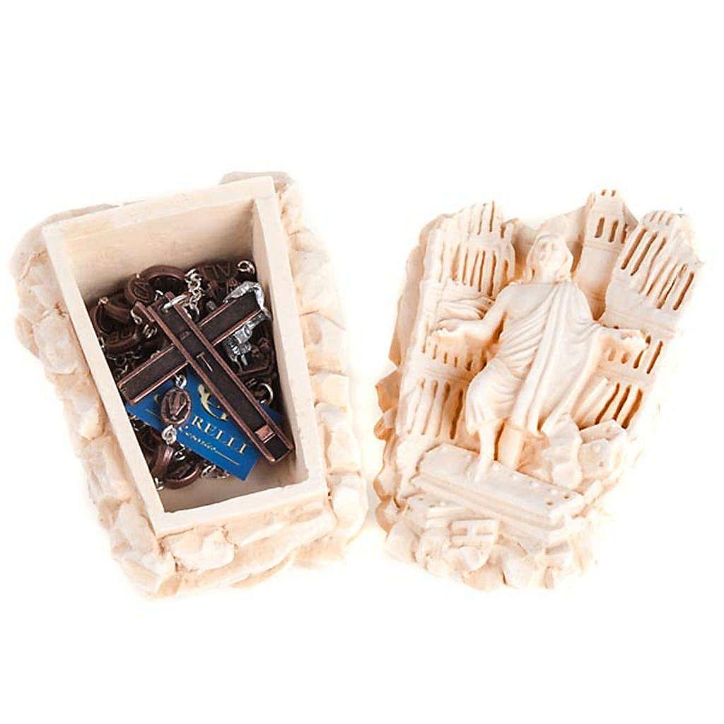 Rosary box Ghirelli 9/11 Remembrance 4
