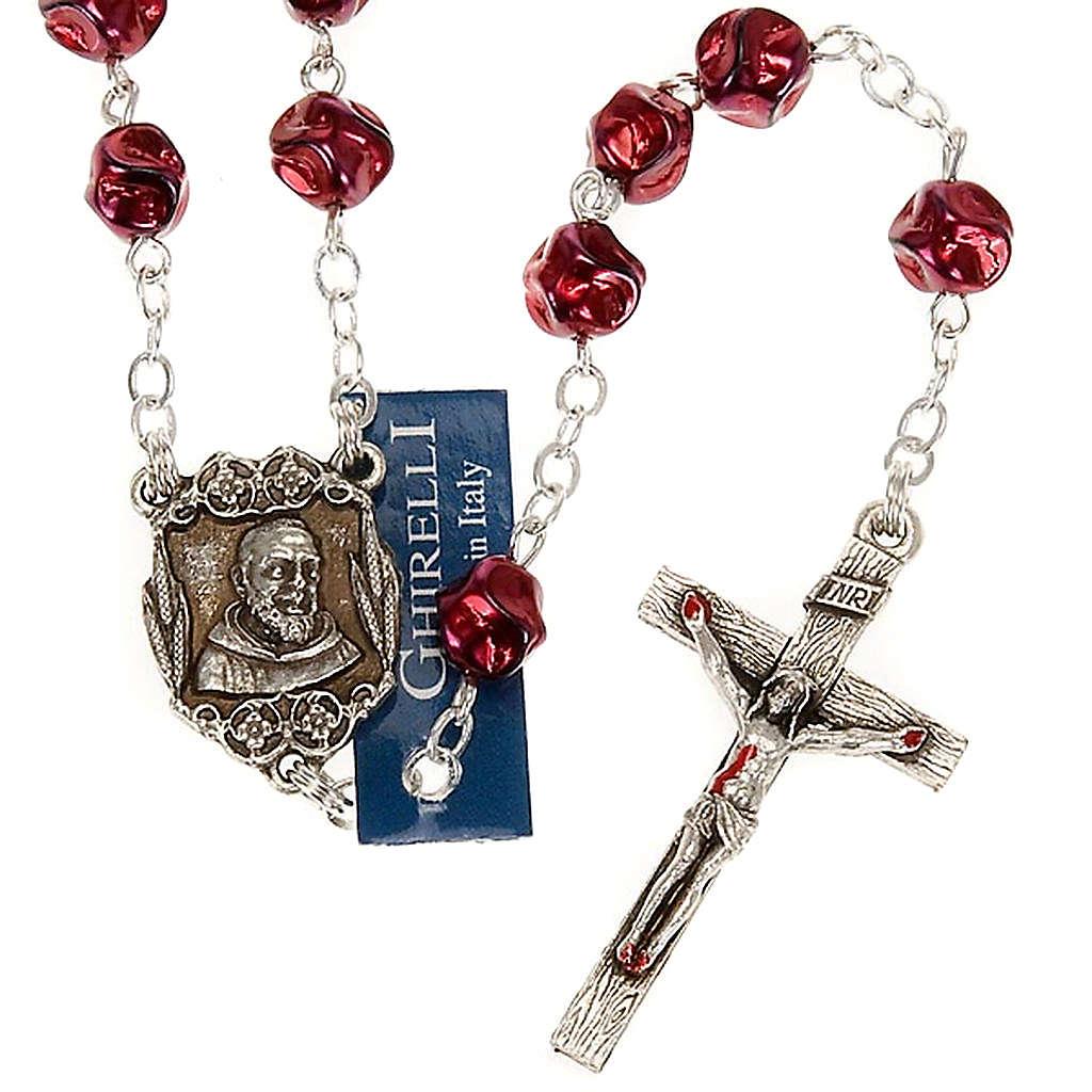 Rosario Ghirelli Padre Pio stimmate 4