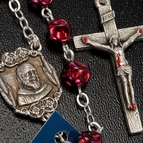 Rosario Ghirelli Padre Pio stimmate 5