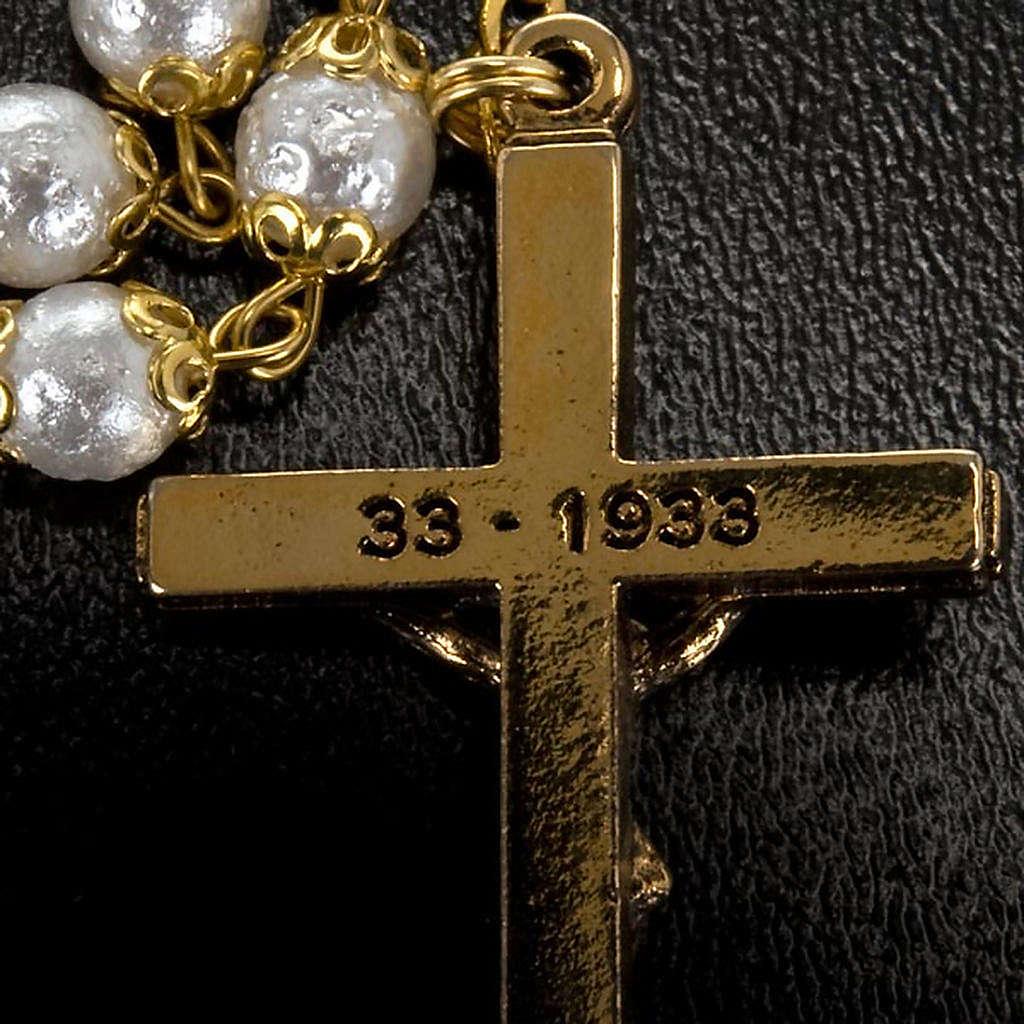 Rosario Ghirelli Madonna di Medjugorje 4