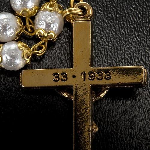 Rosario Ghirelli Madonna di Medjugorje 3