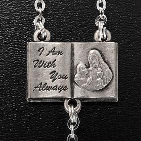 Ghirelli rosary beads hematite 6mm s3