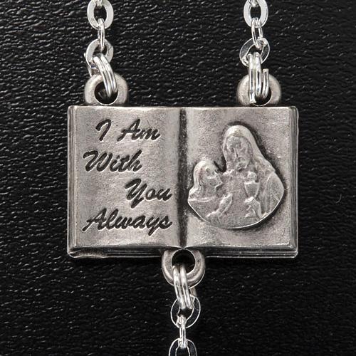 Ghirelli rosary beads hematite 6mm 3