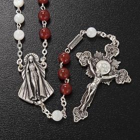 Rosario Ghirelli agata madreperla Sacro Cuore e Misericordia s2